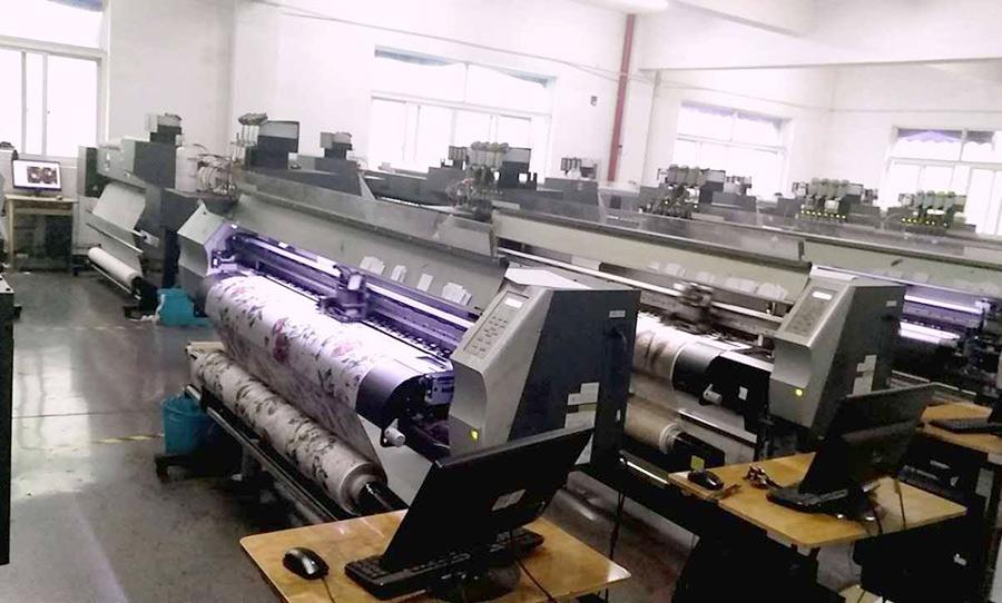 紡織印染行業