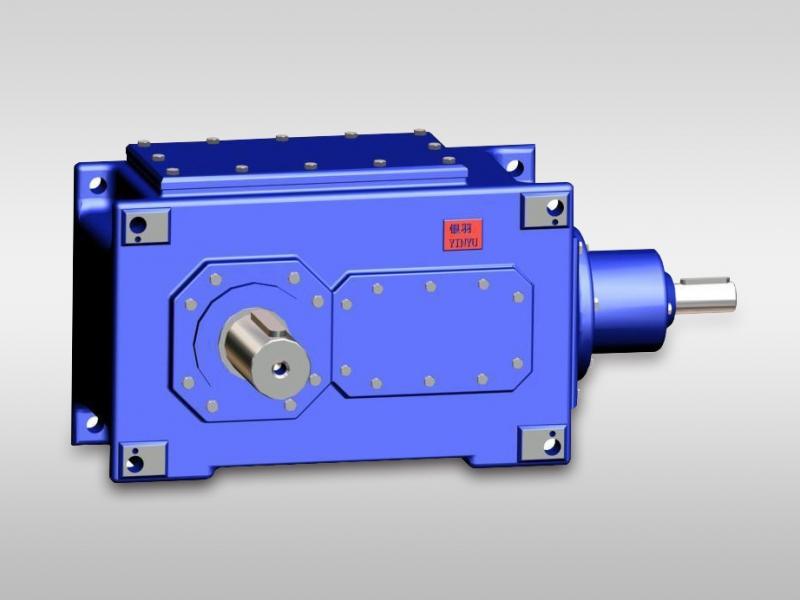 湖南TPB系列標準工業齒輪箱